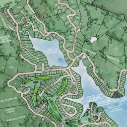 lake toxaway nc map Interactive Map lake toxaway nc map